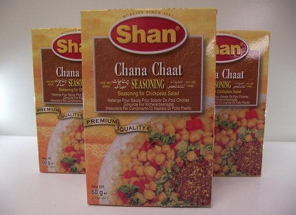 Shan Chana Chaat Seasoning