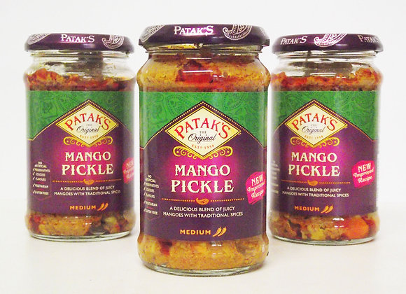 Patak's Mango Pickle (Medium)