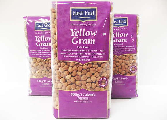 East End Yellow Gram 500g