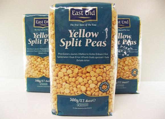 East End Yellow Split Peas 500g