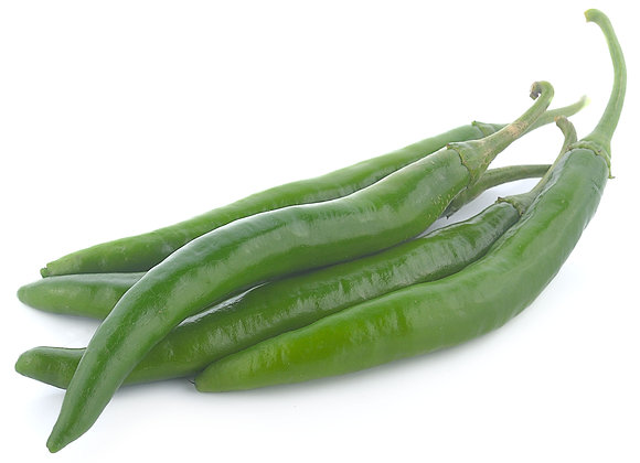 Green Chilli / Mirch (Hot) 1kg