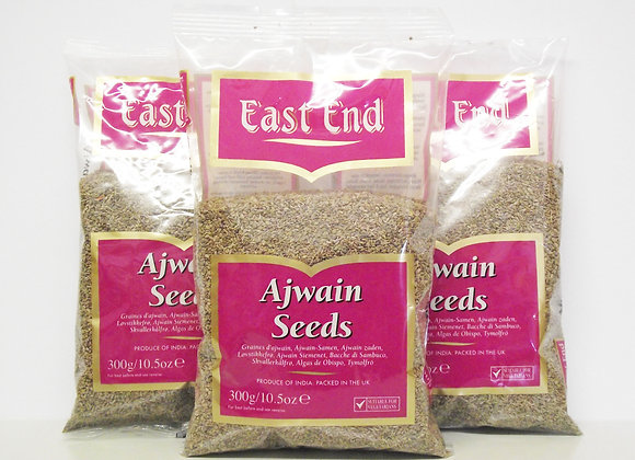 East End Ajwain Seeds 400g
