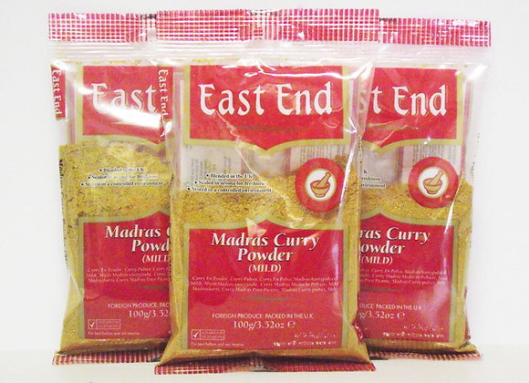 East End Madras Curry Powder (Mild) 400g