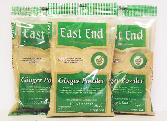East End Ground Ginger 100g