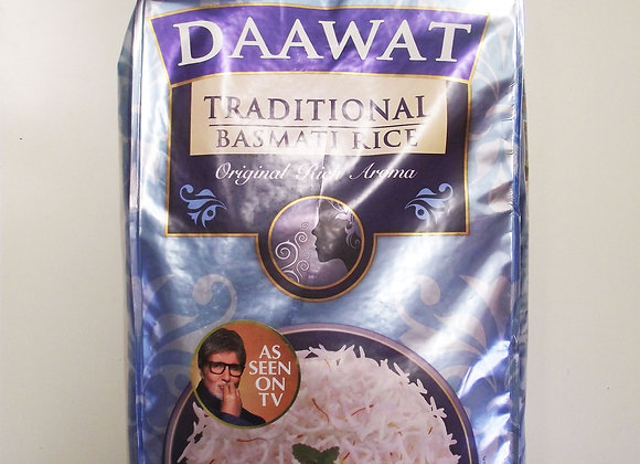 Daawat Basmati Rice 10 Kilo