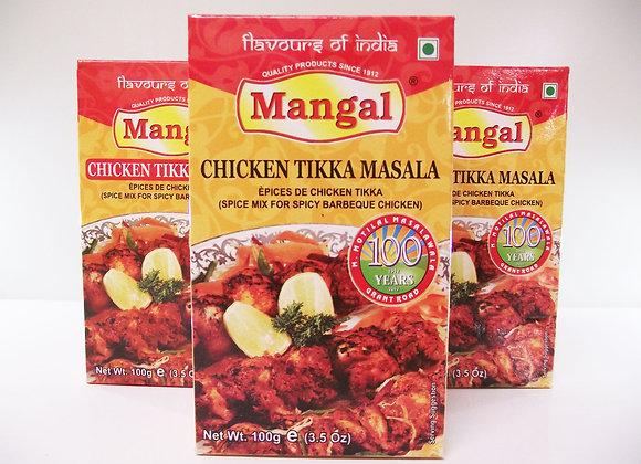 Mangal Chicken Tikka Masala