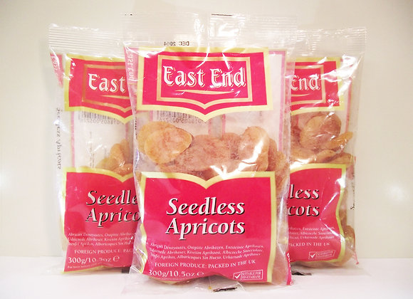 East End Seedless Apricots