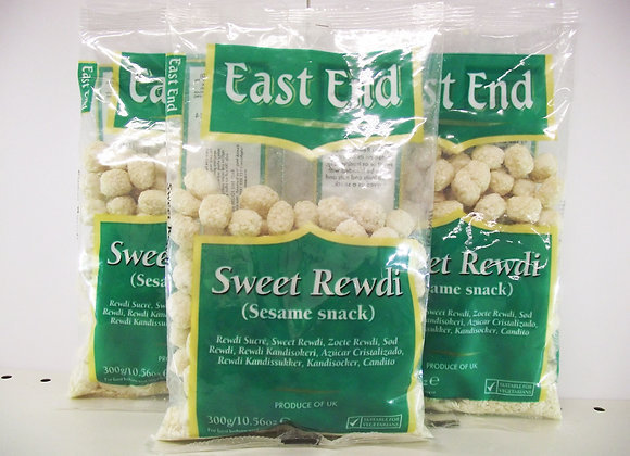 East End Sweet Rewdi (Sesame Snack)