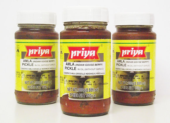Priya Amla Pickle (Indian Gooseberry)