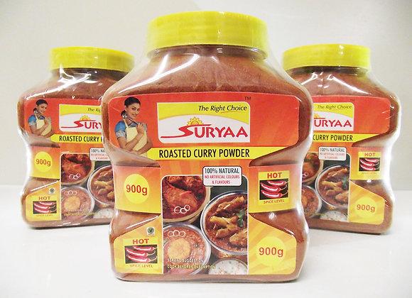 Suryaa Roasted Curry Powder (Hot) 500g