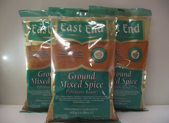 East End Ground Mixed Spice (Pakistani Basar) 400g