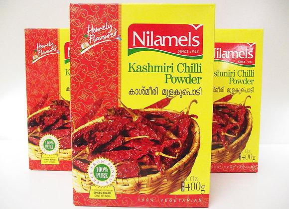 Nilamels Kashmiri Chilli Powder 400g