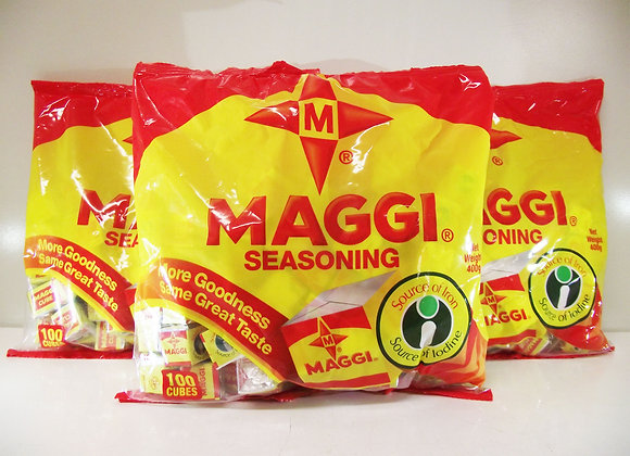 Maggi Seasoning (Approx 100 cubes)