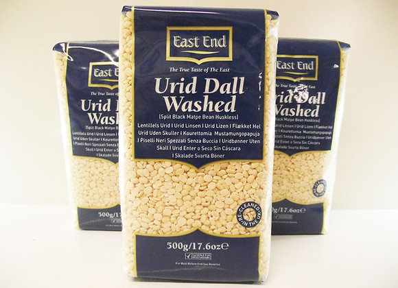 East End Urid Dall (Washed) 500g