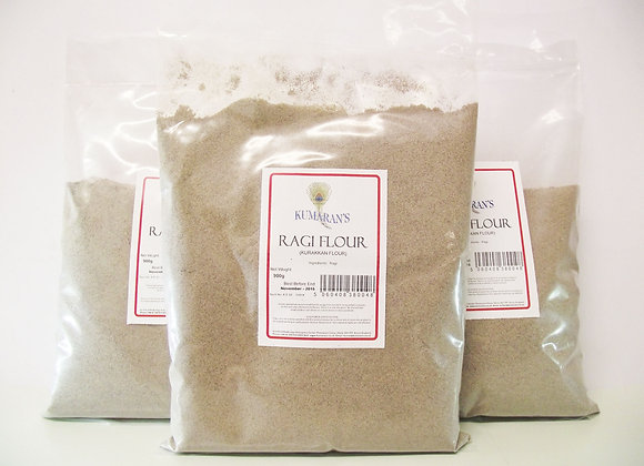 Kumarans Ragi Flour (red teff flour)
