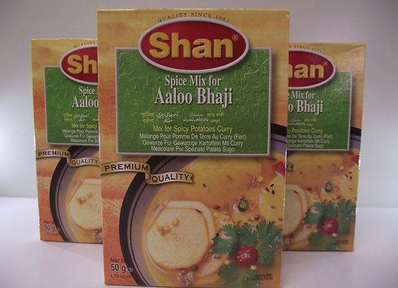 Shan Aaloo Bhaji