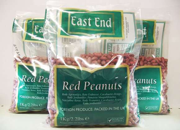 East End Red Peanuts 1kg