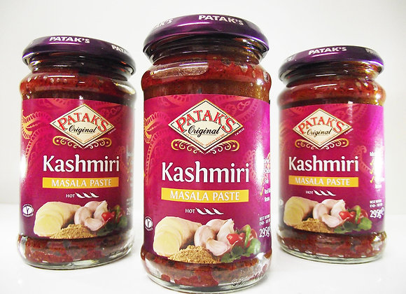 Patak's Kashmiri Masala Paste (Hot)