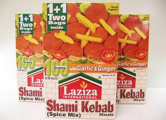 Laziza Shami Kebab Masala
