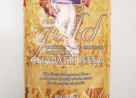 East End Gold Chapatti Atta (Wholewheat) 5kg