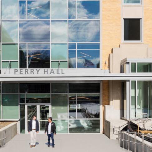 UMass Lowell Perry Hall