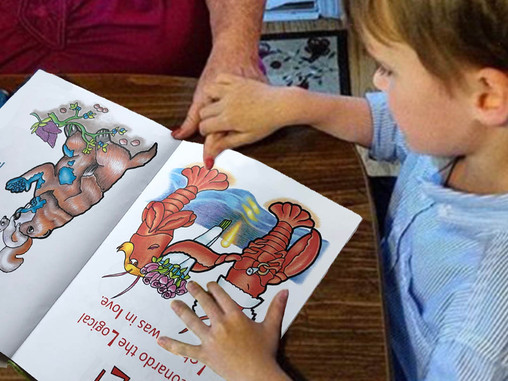 So you want to publish your own children's book...