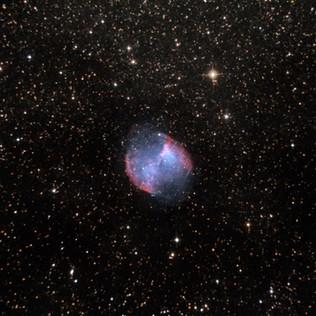Nebulosa Dumbbell (M27)