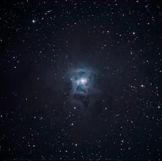 NGC 7023, nebulosa Iris