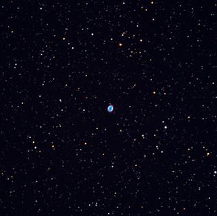 M57, nebulosa de la Lyra