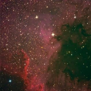 NGC700 (sección)