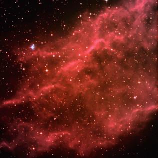 NGC1499, nebulosa de California