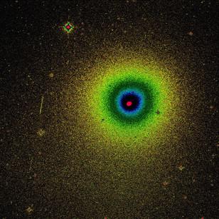 Cometa Wirtanen (exten. coma 1)