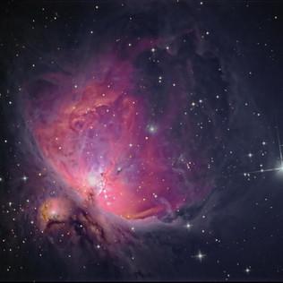 M42, nebulosa de Orión