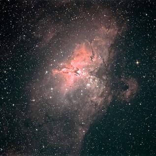 M16, nebulosa del Águila