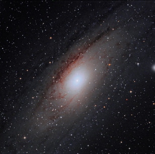 M31, galaxia de Andrómeda