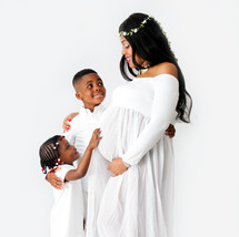 Family Maternity Photographer London