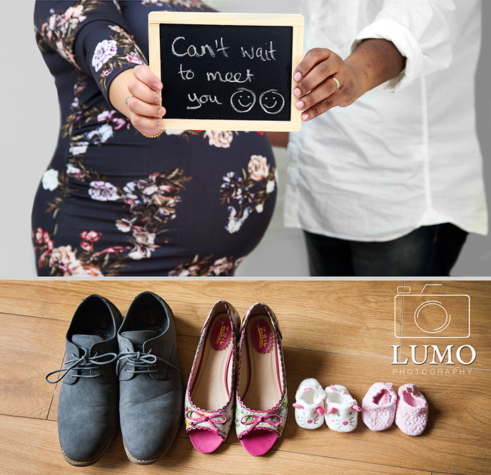 Maternity Photoshoot - Essex