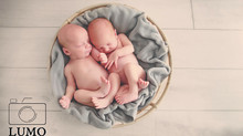 Newborn Photography - Twin Newborn Shoot, Essex