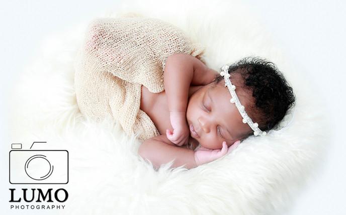 Newborn Photo Shoot - North London
