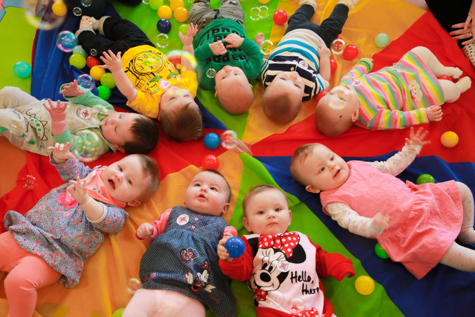 Baby Music Classes with Moo Music Brentwood, Essex