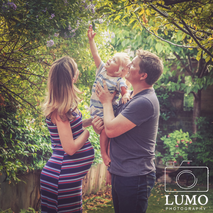 Maternity Photography - Lifestyle in the comfort of your home - Across Essex and London