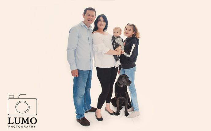 Family Shoot - Romford, Essex
