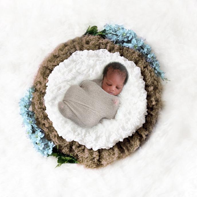 Beautiful Newborn Photos on Location - Across London and Essex