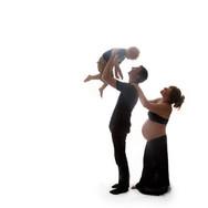 Maternity Family Photoshoot