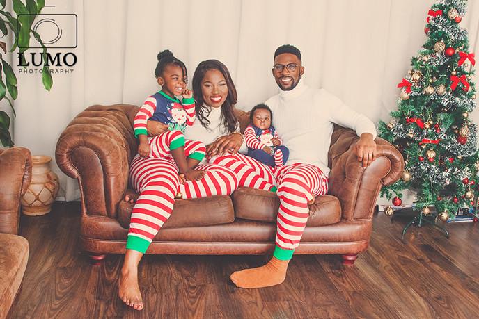 Family Photoshoot - London