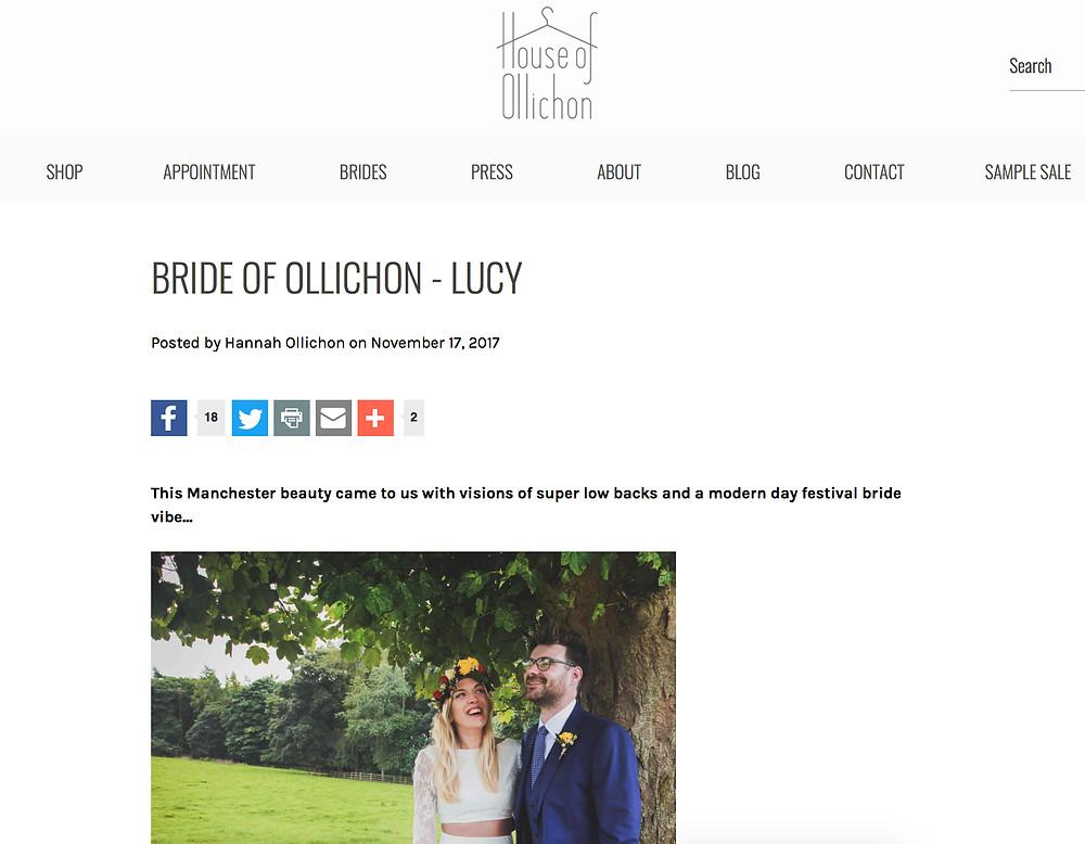 wedding dress photographer uk