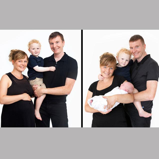 Pregnancy and Newborn Photographer