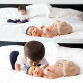 Family Newborn Photo Session