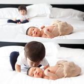 Family Newborn Photo Session