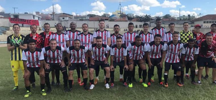 Brasinha EC - CAMPEÃO 2018